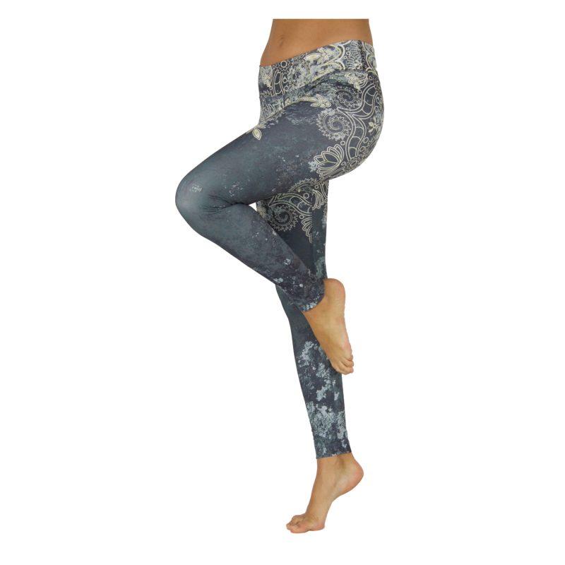 Yoga Leggings | Yoga Hose | Yoga Pants | Leggings | Yogahose | Fitness Leggings | von Niyama | Ace of Lace