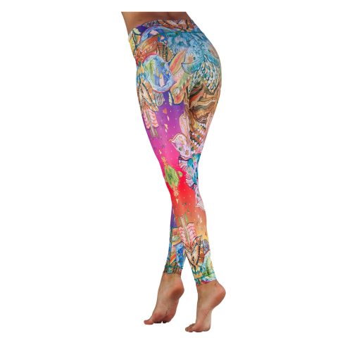 Leggings von Niyama Barcelona | Yoga Hose | Yogahose | Yoga Leggigns | Yoga Pants | Leggings | Pants