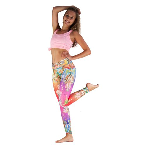 Leggings von Niyama Barcelona | Yoga Hose | Yogahose | Yoga Leggigns | Yoga Pants