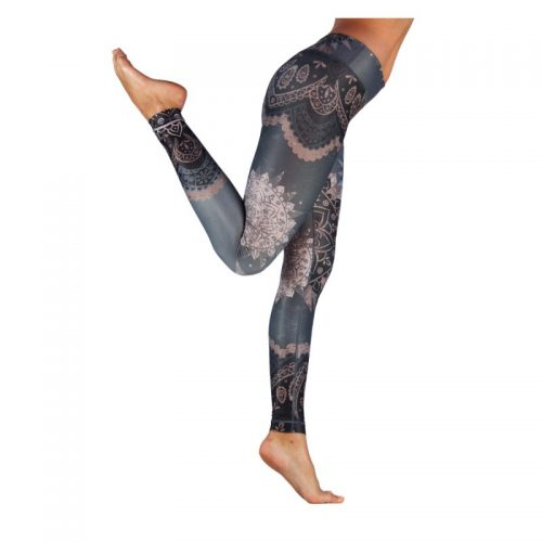 Yoga Leggings | Yoga Hose | Yoga Pants | Leggings | Yogahose | Fitness Leggings | von Niyama | Dancing Beauty