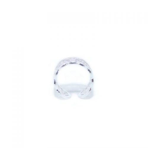 Fingerring Blume des Lebens Silber | Fingerring | Ring Blume des Lebens