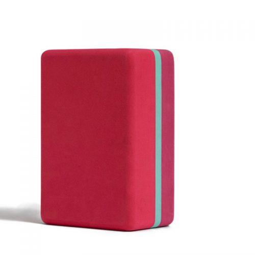 Manduka Recycled Foam Block 2 Tone-Hermosa | Yogablock kaufen | Yoga Blocks | Yogablöcke