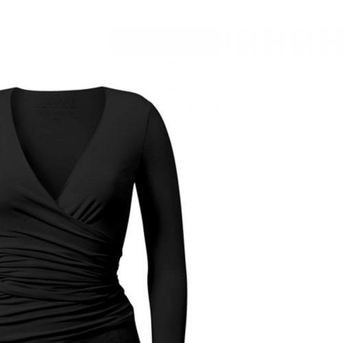 Yoga Jacke | Warp Jacket | von Curare | black