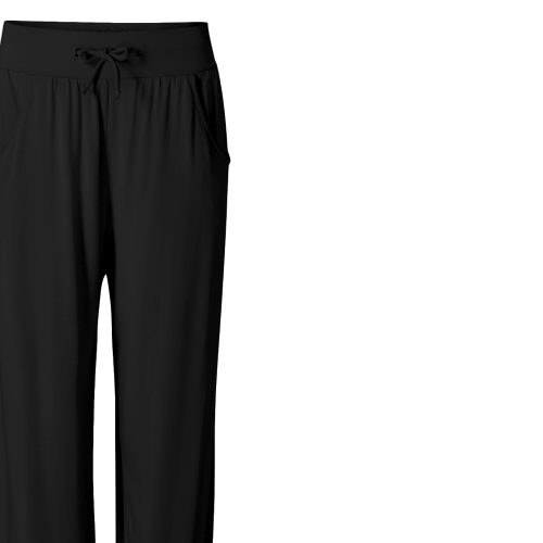 Yoga Pants | Relaxed Long Pants von Curare | black