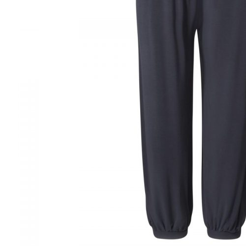 Yogahose | Relaxed Long Pants von Curare | night blue