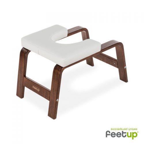 Feetup® Kopfstandhocker - Chocolate | Kopfstandhocker | Kopfstandhocker kaufen | Yoga Stilvoll