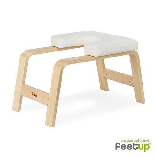 Feetup® Kopfstandhocker - Classic - white | Kopfstandhocker | Kopfstandhocker kaufen