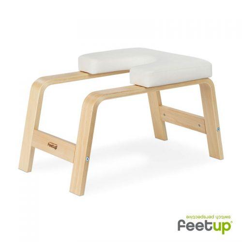 Feetup® Kopfstandhocker - Classic - white | Kopfstandhocker | Kopfstandhocker kaufen | Yoga Stilvoll
