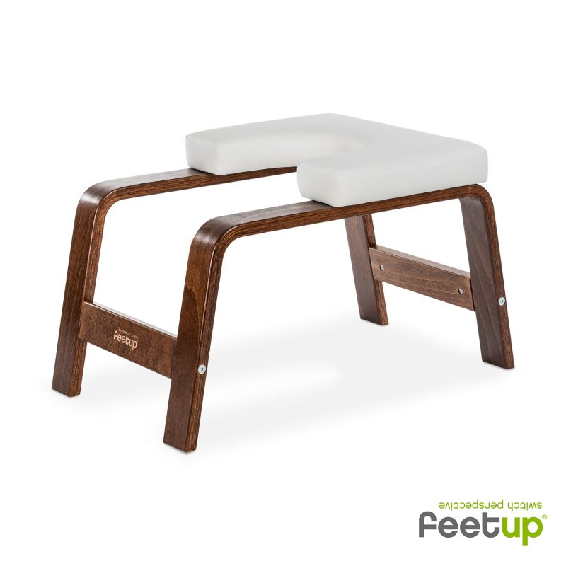 Feetup® Kopfstandhocker - Chocolate