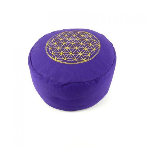 Yogakissen | Meditationskissen | Meditationskissen bestickt | Yogakissen kaufen | Meditationskissen kaufen | Yoga Stilvoll