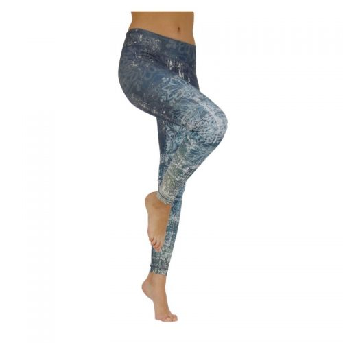 Yoga Leggings | Yoga Hose | Yoga Pants | Leggings | Yogahose | Fitness Leggings | von Niyama | Love and Light