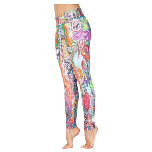 Yoga Leggings | Yoga Hose | Yoga Pants | Leggings | Yogahose | Fitness Leggings | von Niyama | Hakuna Matata