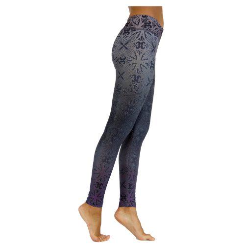 Yoga Leggings   Yoga Hose   Yoga Pants   Leggings   Yogahose   Fitness Leggings   von Niyama   Tahitian Nights