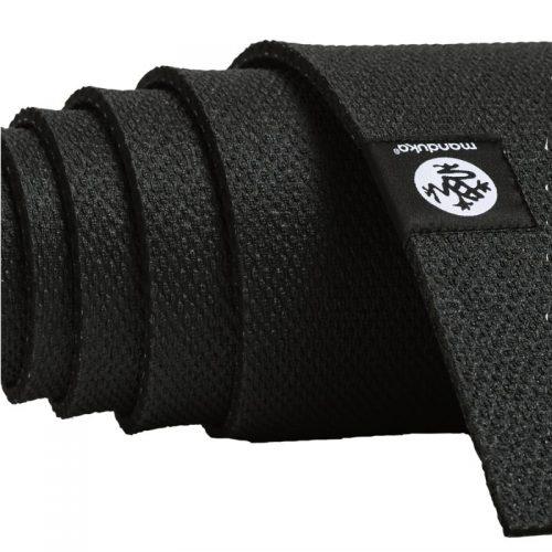 Yogamatte Manduka X-Mat | Pilates Matte | Fitnessmatte | rutschfeste Matte | Black