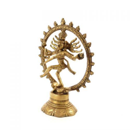 Shiva Statue | Messing | Größe 20 cm | Shiva kaufen | Shiva Figur | Shiva Statue kaufen