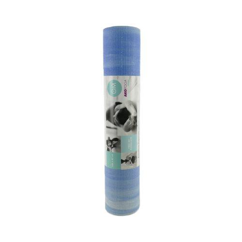 Yogamatte AKO Yin Yang Deluxe Matte blau