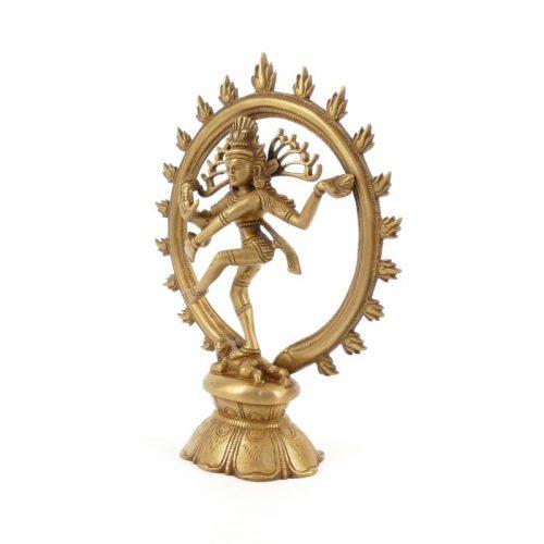 Shiva Statue Größe 24 cm | Shiva Statue kaufen | Schiva Statuen