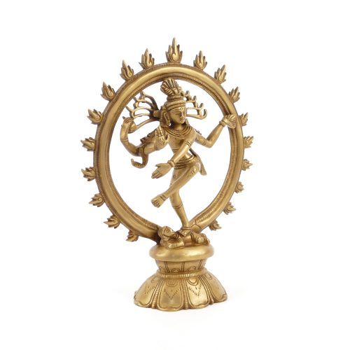 Shiva Statue Größe 24 cm