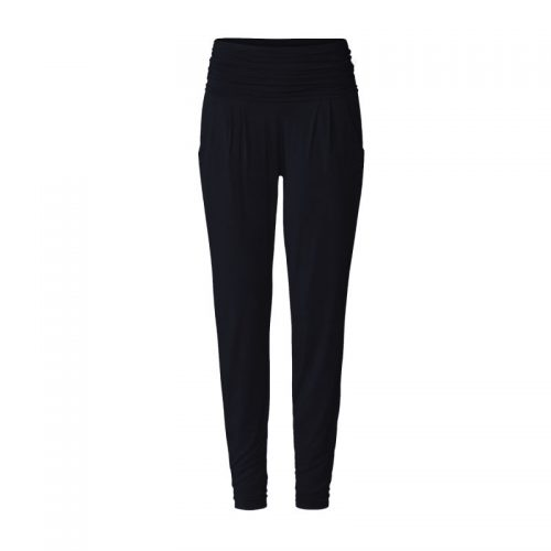 Long Loose Pants von Curare-midnight-blue | Yoga Pants | Yogahose | Yoga Hose Damen | Yoga Pants kaufen