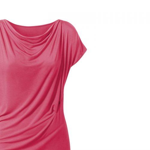 Yoga Shirt Wasserfall von Curare-himbeere