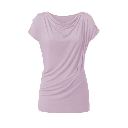 Yoga Shirt Wasserfall von Curare-rose