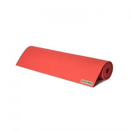 Yogamatte Jade Harmony 2 Tone Chili Pepper Red-Sedona Red | Yogamatte Natur | Yogamatte Natrukautschuk | Yogamatte kaufen | Jade Yogamatten