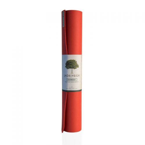 Yogamatte Jade Harmony 2 Tone Chili Pepper Red-Sedona Red | Jade Yogamatten | Yogamatte kaufen | Yogamatte Natur | Yogamatte Naturkautschuk
