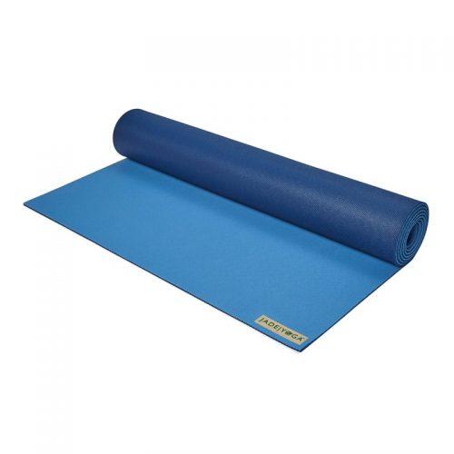 Yogamatte Jade Harmony Professional 2 Tone Slate Blue-Midnight blue | Yogamatte | Yogamatten | Yogamatte kaufen | Jade Yogamatte | Yogamatte Natur