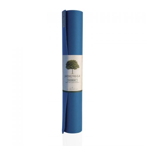 Yogamatte Jade Harmony Professional 2 Tone Slate Blue-Midnight blue | Jade Yogamatte | Yogamatte kaufen | Yogamatte