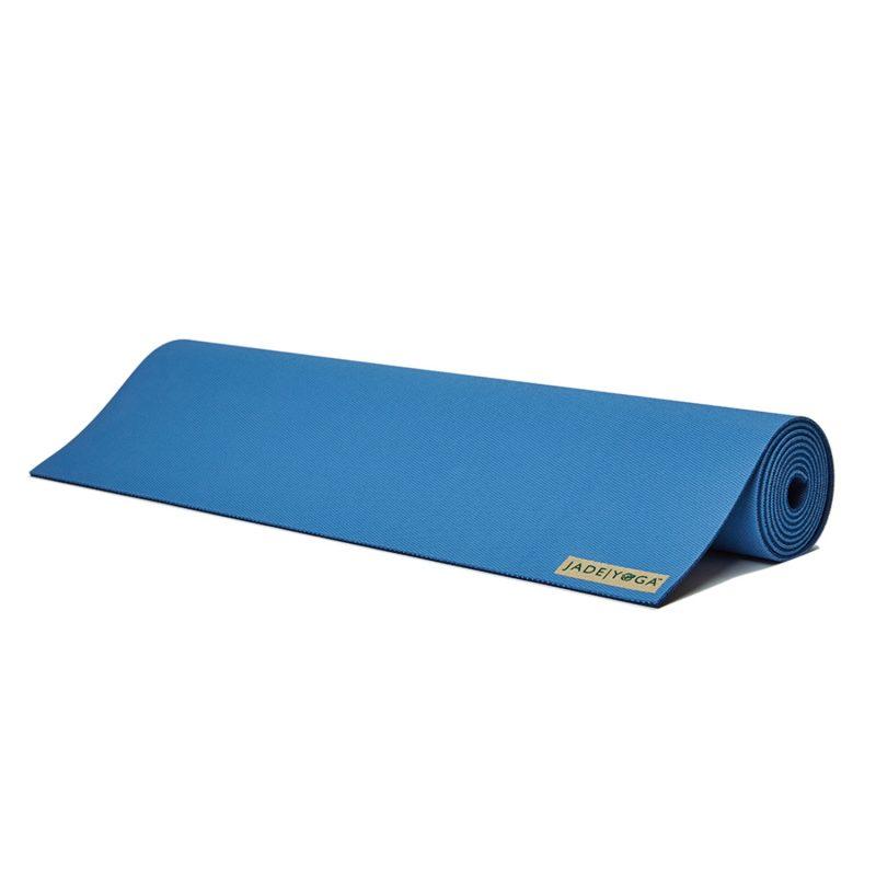 Yogamatte Jade Harmony 2 Tone Slate Blue 180 Cm Yoga
