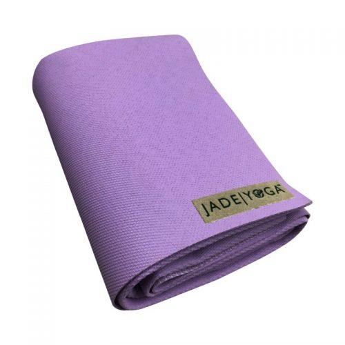 Yogamatte Jade Voyager Lavender | Jade Yogamatten | Yogamatte kaufen | Yogamatte | Yogamatte Natur | Yogamatte Natrukautschuk