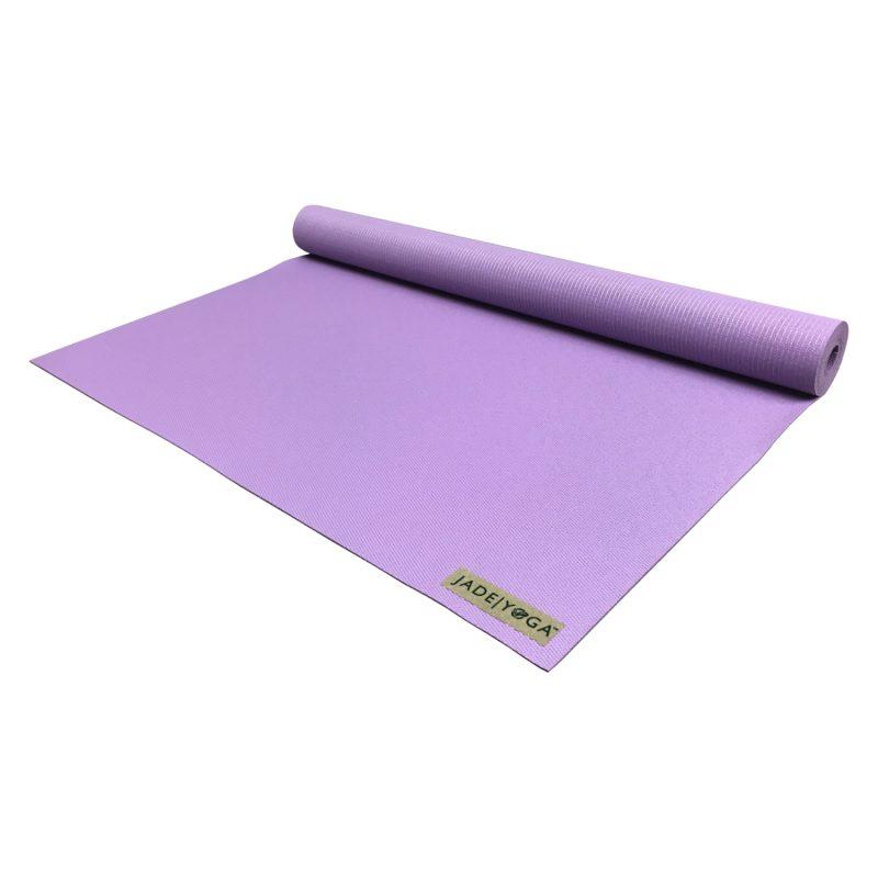 Yogamatte Jade Voyager Lavender Yoga Stilvoll