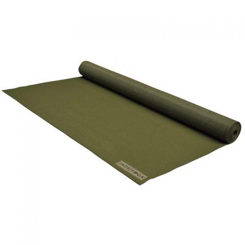 Yogamatte Jade Voyager Olive Green | Yogamatte | Yogamatte kaufen | Yogamatte Natur | Yogamatte Naturkautschuk
