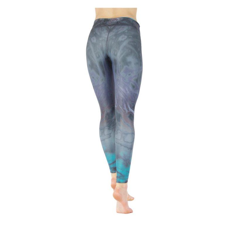 Yoga Leggings Von Niyama Breathe All Out Yoga Stilvoll