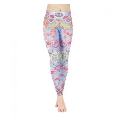 Yoga Leggings von Niyama Ibiza Days | Yoga Pants | Yoga Hose | Leggings | Yogahose