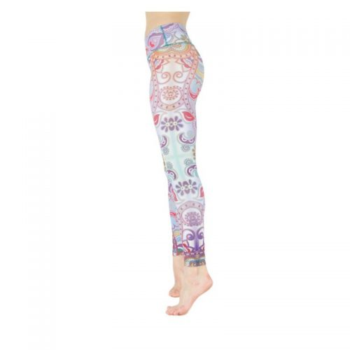 Yoga Leggings von Niyama Ibiza Days | Yoga Pants | Yoga Hose | Leggings | Yogahose