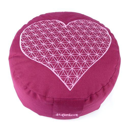 Meditationskissen | Yogakissen | Yoga Kissen | Meditation Kissen | Kissen für Meditation | Meditationskissen bestickt