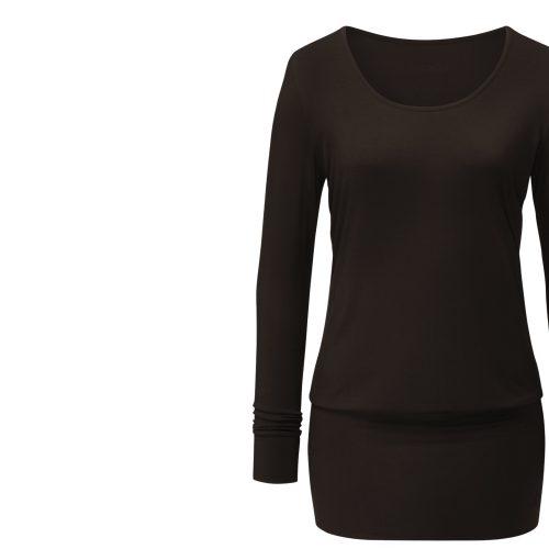 Yoga Shirt | Dressshirt von Curare-chocolade