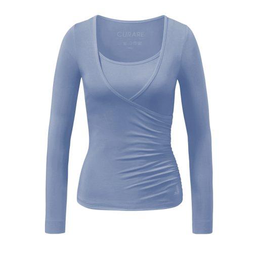 Yoga Shirt | Warp Shirt von Curare-blue moon