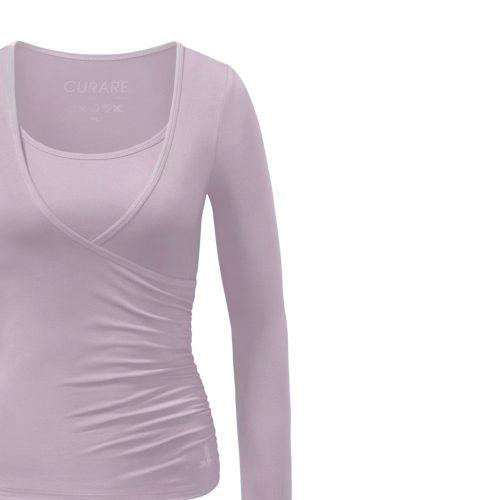 Yoga Shirt | Warp Shirt von Curare-rose