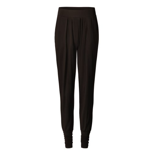 Yogahose Wide Pants, cuffs von Curare-chocolade