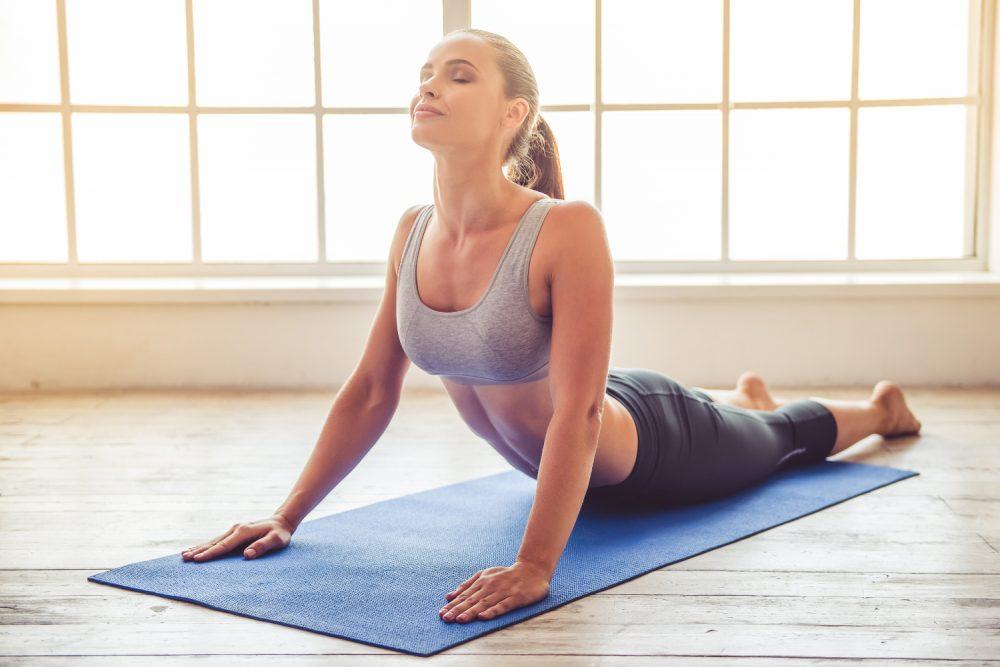 AKO Yogamatten innovative Matten aus PVC und TPE