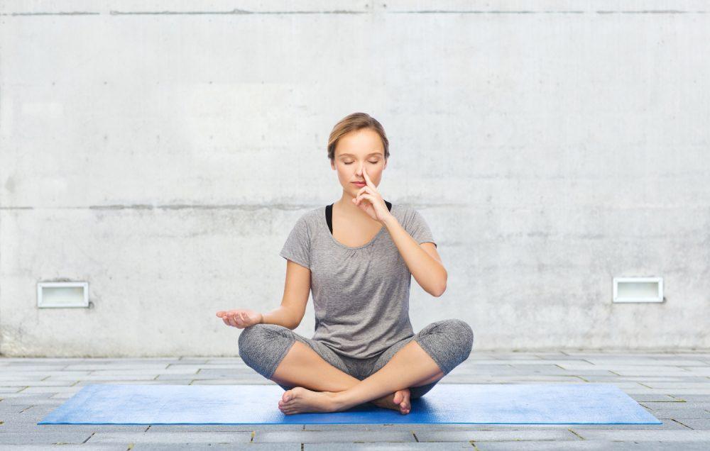 Die Anatomie des Atemwegs und die Physiologie der Atmung