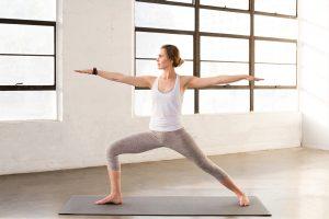 Fitnessmatten sind umweltfreundlich produziert und Öko-Tex-Standard 100-zertifiziert