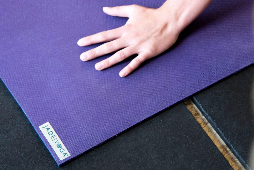 Jade Yogamatten Voyager | Reise Yogamatte |