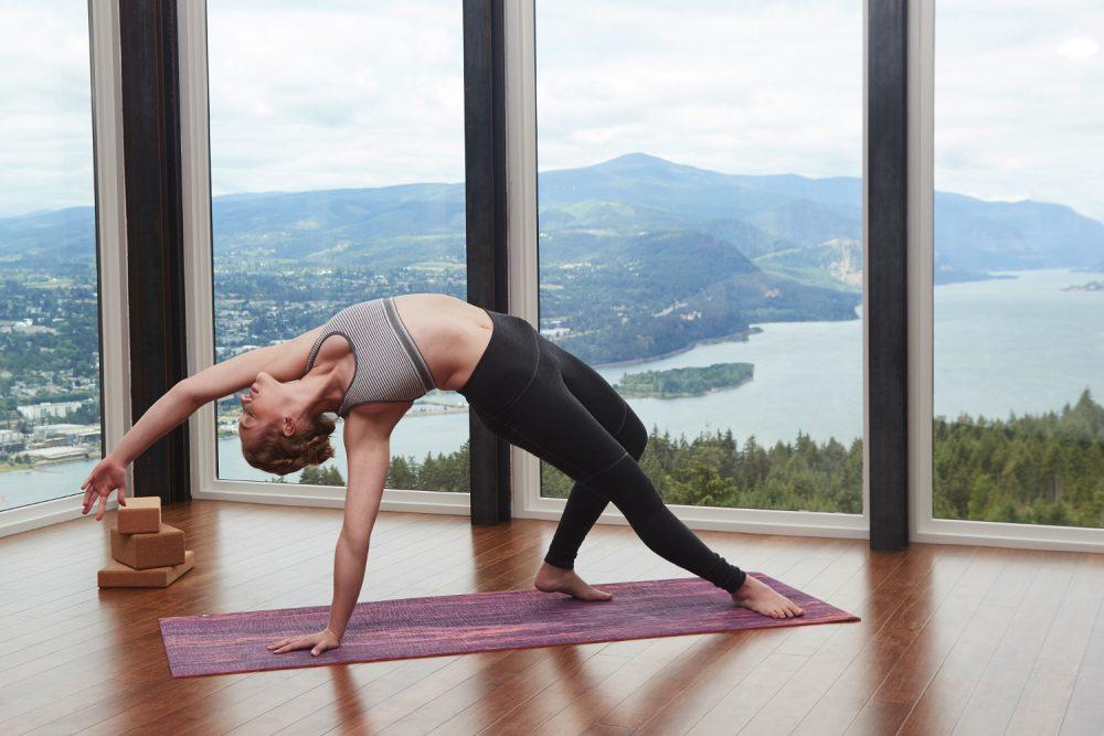 Komfort - Yogamatten super Dämpfung und hervorragenden Grip