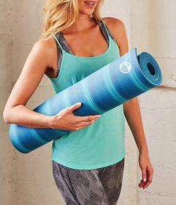 Manduka PRO Yogamatten Super Rutschfestigkeit auch bei Hot Yoga