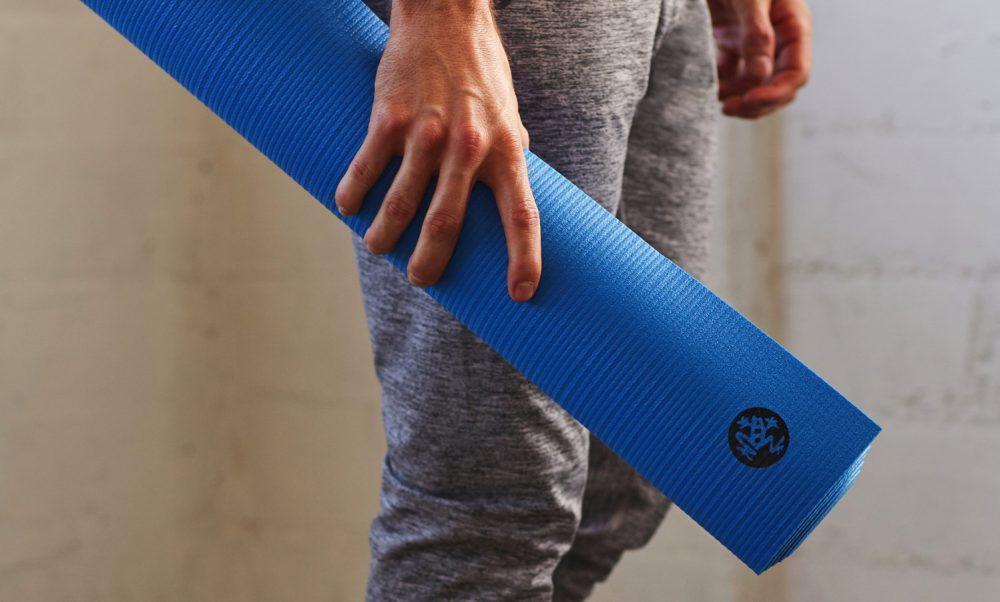 Manduka PROlite Yogamatten geringes Gewicht Perfekt für Unterwegs