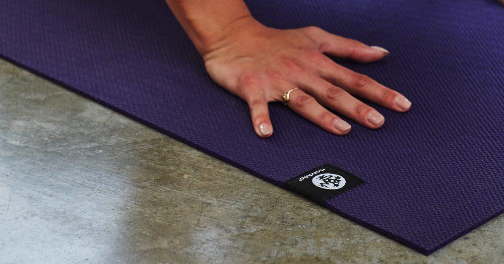 Manduka X MAT Yogamatten Rutschfest leicht und Robust
