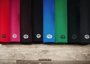 Manduka Yogamatten Lifestyle welche Matten gibt es